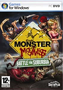Monster Madness: Battle for Suburbia (PC DVD)