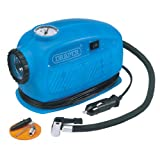 Draper 65958 - Minicompresor de aire (12 V, CC)