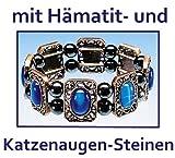 AZUR Magnetarmband HÄMATIT Gelenkschmerzen RHEUMA Powerarmband Energie ARMBAND