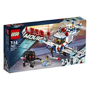 LEGO Movie 70811 - The Flying Flusher V29 Costruzione