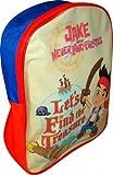 Jake und die Nimmerlands Piraten Kindergarten Kinder Rucksack