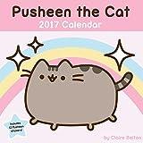 Pusheen the Cat 2017 Wall Calendar (Square Wall)