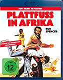 PLATTFUSS IN AFRIKA (Bud Spencer) Blu-ray Disc