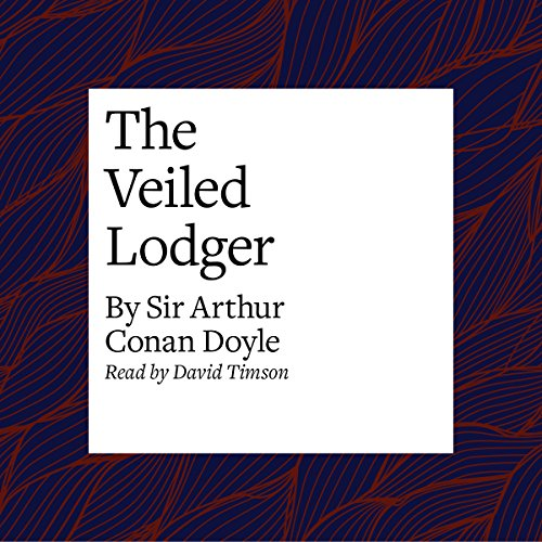 The Veiled Lodger  Audiolibri