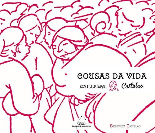 Cousas da vida mulleres por Castelao
