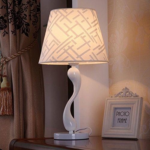 Moderno e minimalista lampada studio camera da letto moda lampada da comodino creativo moda cigno