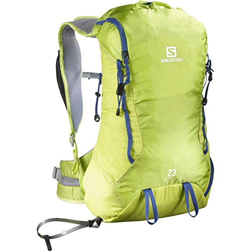 Imagen de salomon x alp 23 , unisex adulto, verde lime punch , talla única alternativa