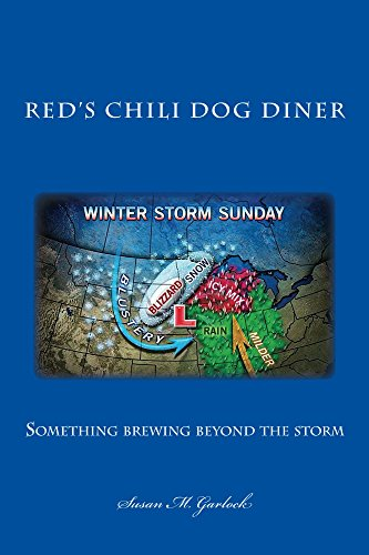 Red's Chili Dog Diner: Something Brewing Beyond The Storm (English Edition) (Diner Red Dog)