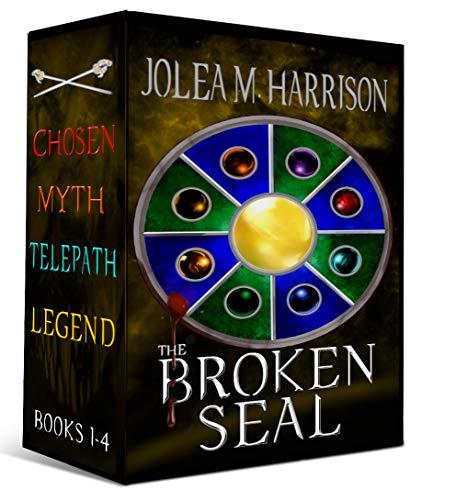 The Broken Seal: Books 1-4 (English Edition)