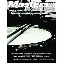 Masters of Time: For Drum Kit: 10 Original Tracks : Funk, Blues, Pop, Swing, Rega, Latin, 7/8 Rock, Motown, Hip Hop, Ballard (The Stick Bag Buddy)