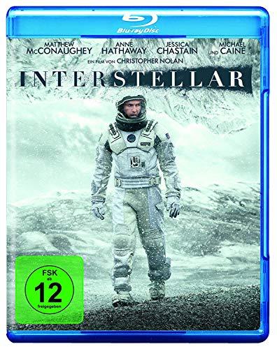 Interstellar [Blu-ray] (Kritischer Raum)