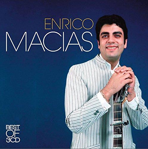 Best of Enrico Macias (Coffret 3 CD)