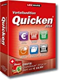 Lexware Quicken 2014 Vorteilsedition- Persönlicher Finanzmanager (Version 21.00) inkl. QuickSteuer 2014