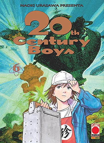 20th century boys: 6
