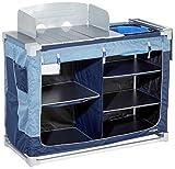 Brunner Schränke Küchenschrank Jum Box CTW 3G Blau, 39382