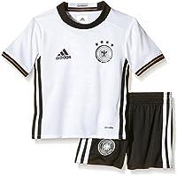 adidas DFB H Mini - Chándal para niño, color blanco / negro
