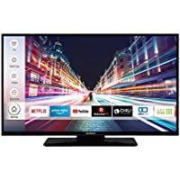 Techwood F40T52C 102 cm (40 Inch) TV (Full HD, Triple Tuner, Smart TV, Prime Video)