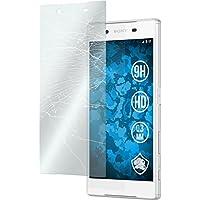 PhoneNatic Sony Xperia Z5 Glas-Folie klar 2x Panzerglas