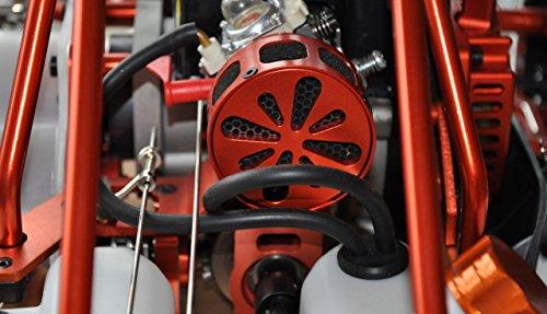 RC Auto kaufen Buggy Bild 6: Amewi 22255 Pitbull 1:5, Vollmetall 2WD Fahrzeug, 30 cm*