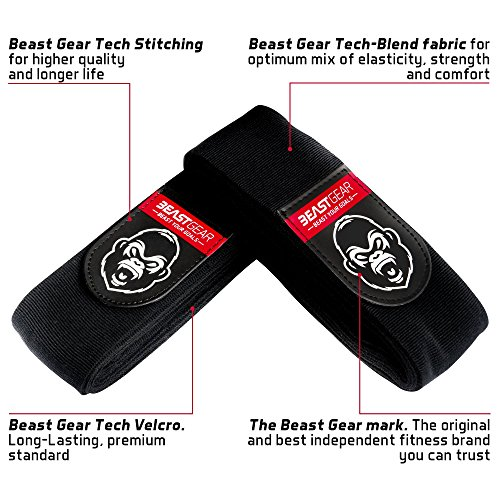 Zoom IMG-1 beast gear bendaggi boxe avanzati
