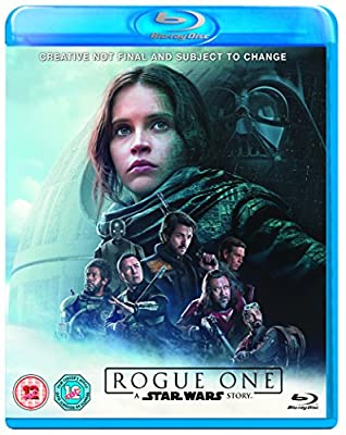 Rogue One: A Star Wars Story [Blu-ray] [Limited Edition Artwork Sleeve] [2017]