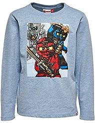 Lego Wear Ninjago Tony 714, T-Shirt Garçon
