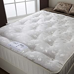 Happy Beds Royale Orthopaedic Firm Spring Mattress Bedroom Furniture Comfort Sleep