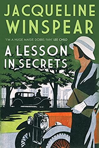 book cover of A Lesson in Secrets