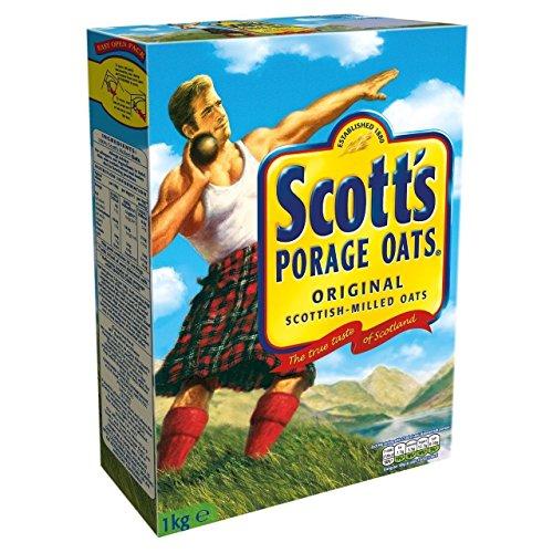 Scott's Porage Oats ORIGINAL 1000g