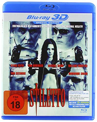 Stiletto [Blu-ray] [Special Edition] Edel Stiletto