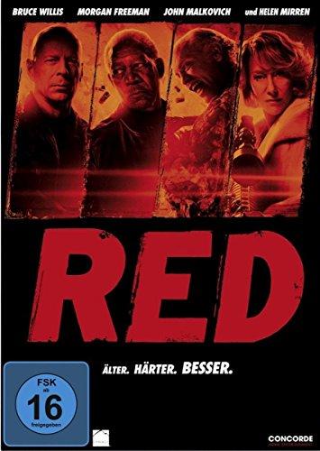 RED - Älter. Härter. Besser