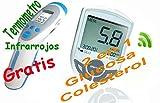Glucometro - Medidor de glucosa y colesterol