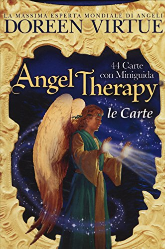 Angel therapy. 44 Carte. Con libro