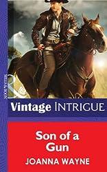 Son of a Gun (Mills & Boon Intrigue) (Big 'D' Dads, Book 1)