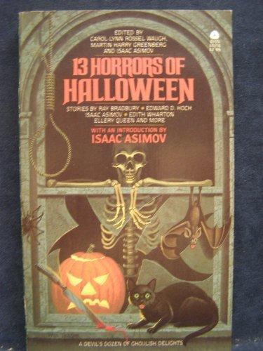 13 Horrors of Halloween (Thirteen Horrors of Halloween) by Carol-Lynn R??ssel Waugh (1983-10-01)