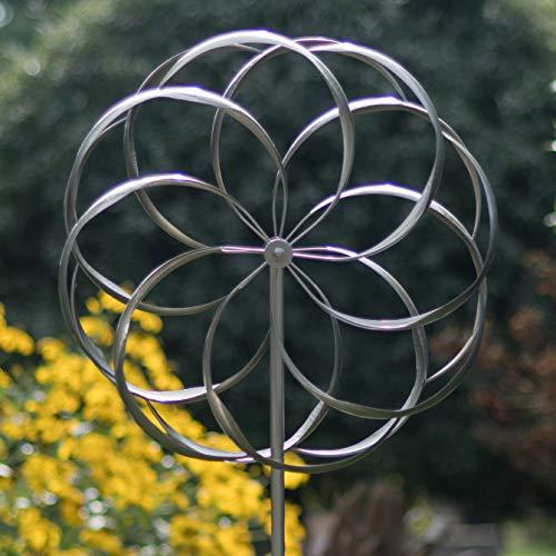 Creekwood Pemberley Silver Windspiel, 61 x 213 cm