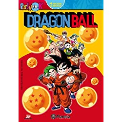 Party K. Dragon Ball (Manga)