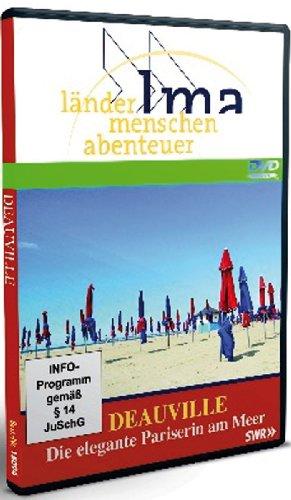 Deauville - die elegante Pariserin am Meer (Reihe: Länder . Menschen . Abenteuer) 1 DVD, Länge: ca. 43 Minuten