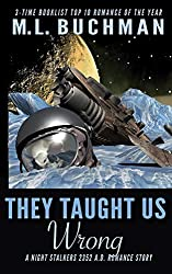 They Taught Us Wrong (The Future Night Stalkers)