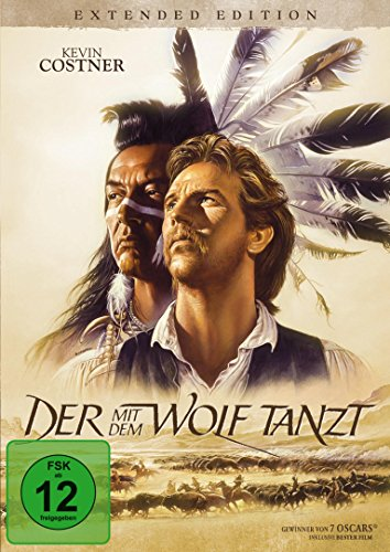 Der mit dem Wolf tanzt - Extended Version [2 DVDs]