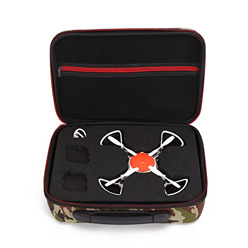 Sport Schultertaschen, 12shage für XIAOMI Drone Outdoor Sport Rucksack Multifunktions Schulter Wandern Daypack Radfahren Fahrradtasche (Landeplatz 11)