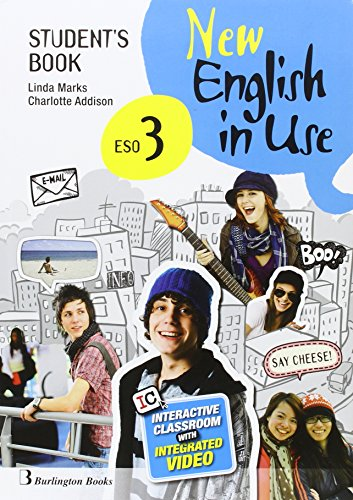 New English in Use ESO 3 Student's Book thumbnail