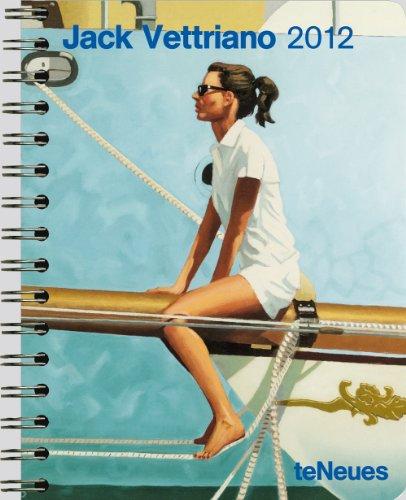Vettriano Deluxe 2012 Calendar