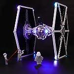 BRIKSMAX-Kit-di-Illuminazione-a-LED-per-Lego-Star-Wars-TM-Imperial-Tie-Fighter-Compatibile-con-Il-Modello-Lego-75211-Mattoncini-da-Costruzioni-Non-Include-Il-Set-Lego