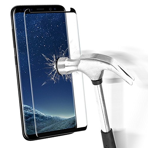 Samsung Galaxy S8 Plus 3d cristal protector, danibos 9H Dura Protector de pantalla Protector de pantalla de cristal templado pantalla tanque Cristal para Samsung Galaxy S8 Plus