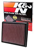K&N 33-2997 Tauschluftfilter