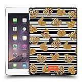 Head Case Designs Offizielle Emoji® 100 Gold Pailletten Druck Ruckseite Hülle für iPad Air 2 (2014)