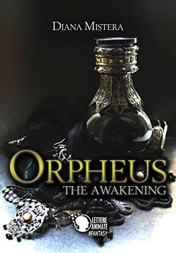Orpheus Book Cover
