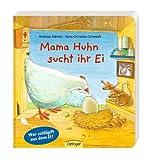 Geschenkidee  - Mama Huhn sucht ihr Ei