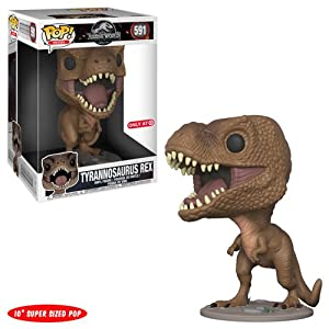 Funko Pop Tyrannosaurus Rex 10″ (Jurassic World 591) Funko Pop Jurassic World